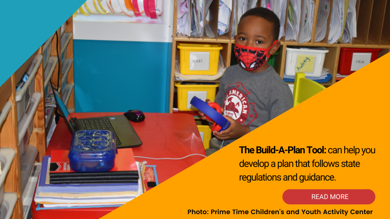 Read more about the The Build-A-Plan Tool.